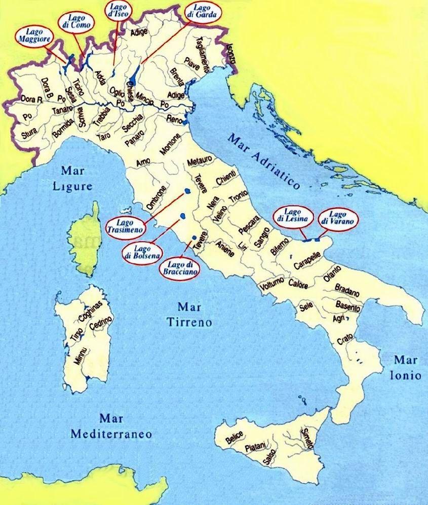 Cartina Italia In Inglese.Creare Mappe Geografiche Interattive Con Umapper Geografia L Insegnamento Della Geografia Mappe