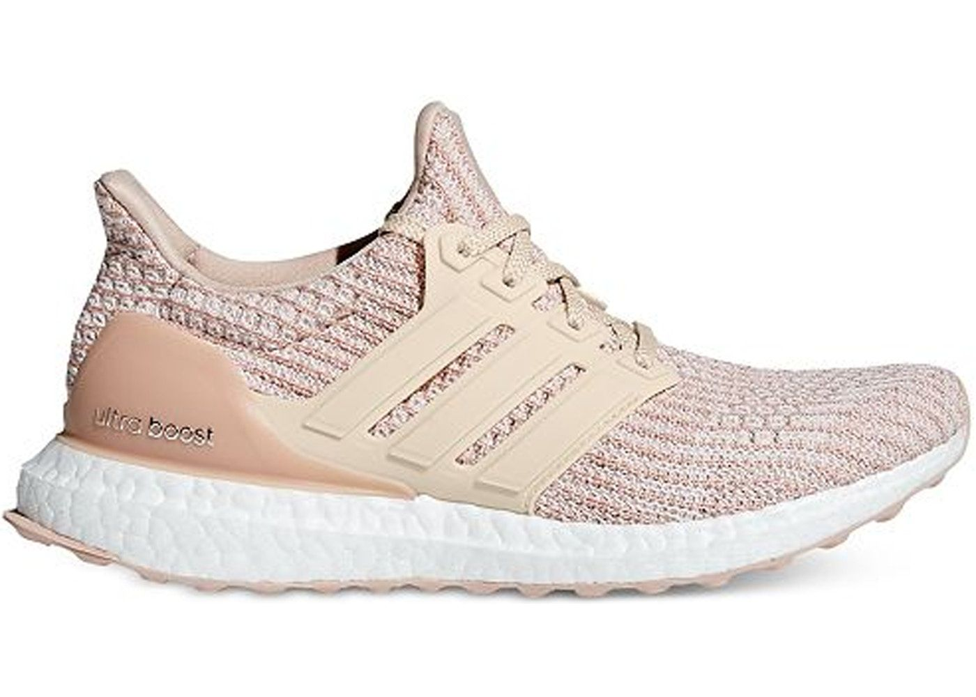 adidas Ultra Boost 4.0 Ash Pearl (W) in 2020 | Women shoes ...