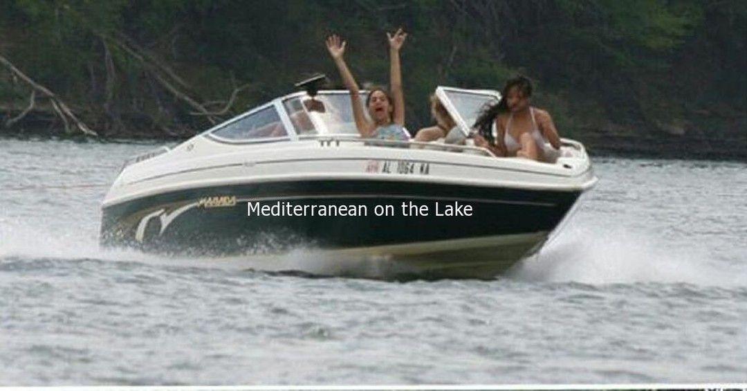 @ALAVHR posted to Instagram: Mediterranean On Lewis Smith ...