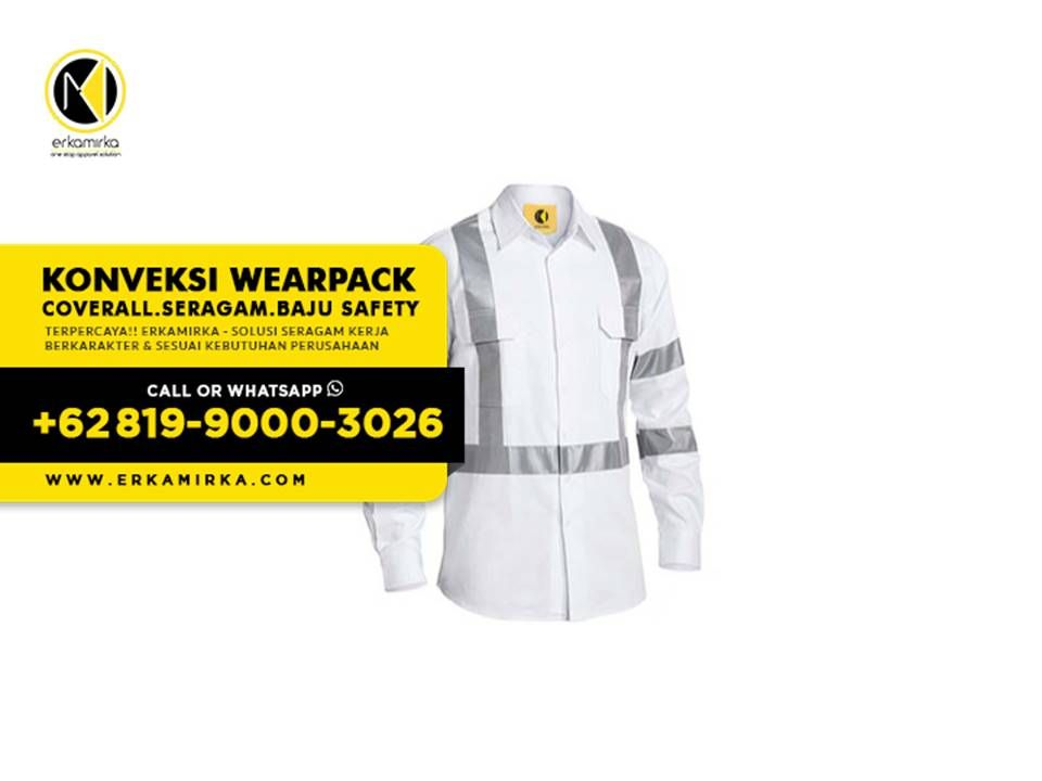 Baju Safety K3