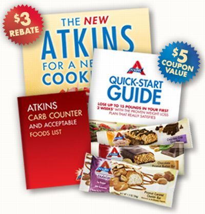 Atkins free bars quick start guide cookbook and more canada and atkins free bars quick start guide cookbook and more canada and us forumfinder Image collections