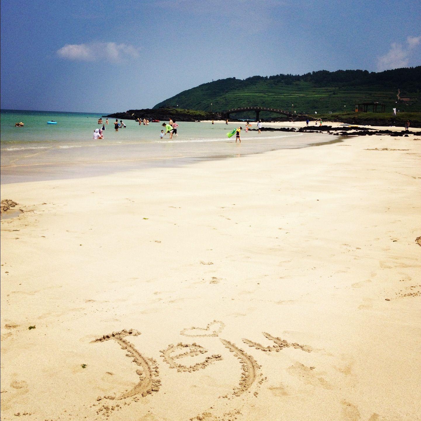 Jeju Island Beaches: Jeju Island, South Korea. 제주도~~