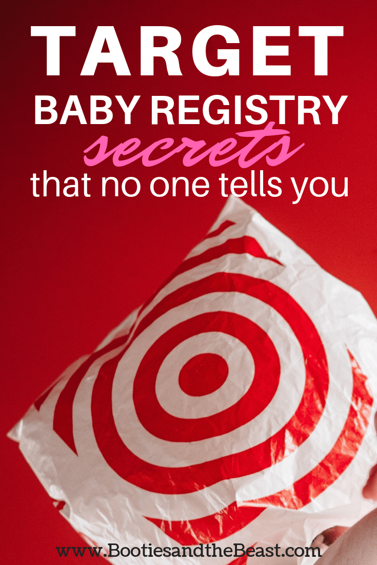 2 Crazy Mind Blowing Baby Registry Tips at Target Baby