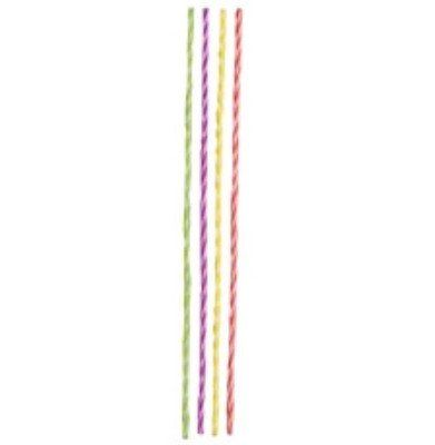 Hot Colors Birthday Candle Party Thins by Wilton