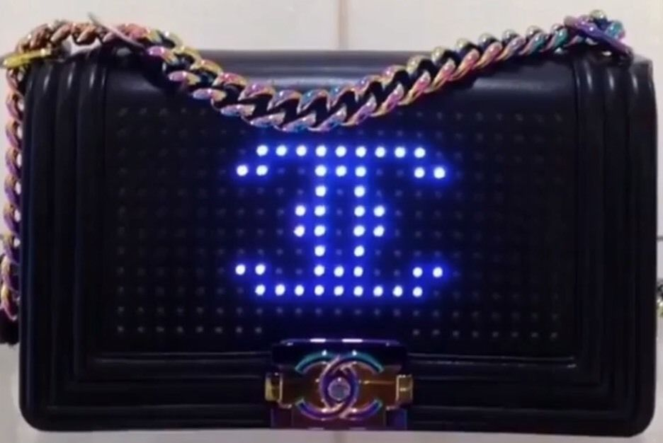 905fd3caa53e A Pristine CHANEL LED Old Medium Boy Chanel 2.0 Flap Bag. Highly  collectable CHANEL flap