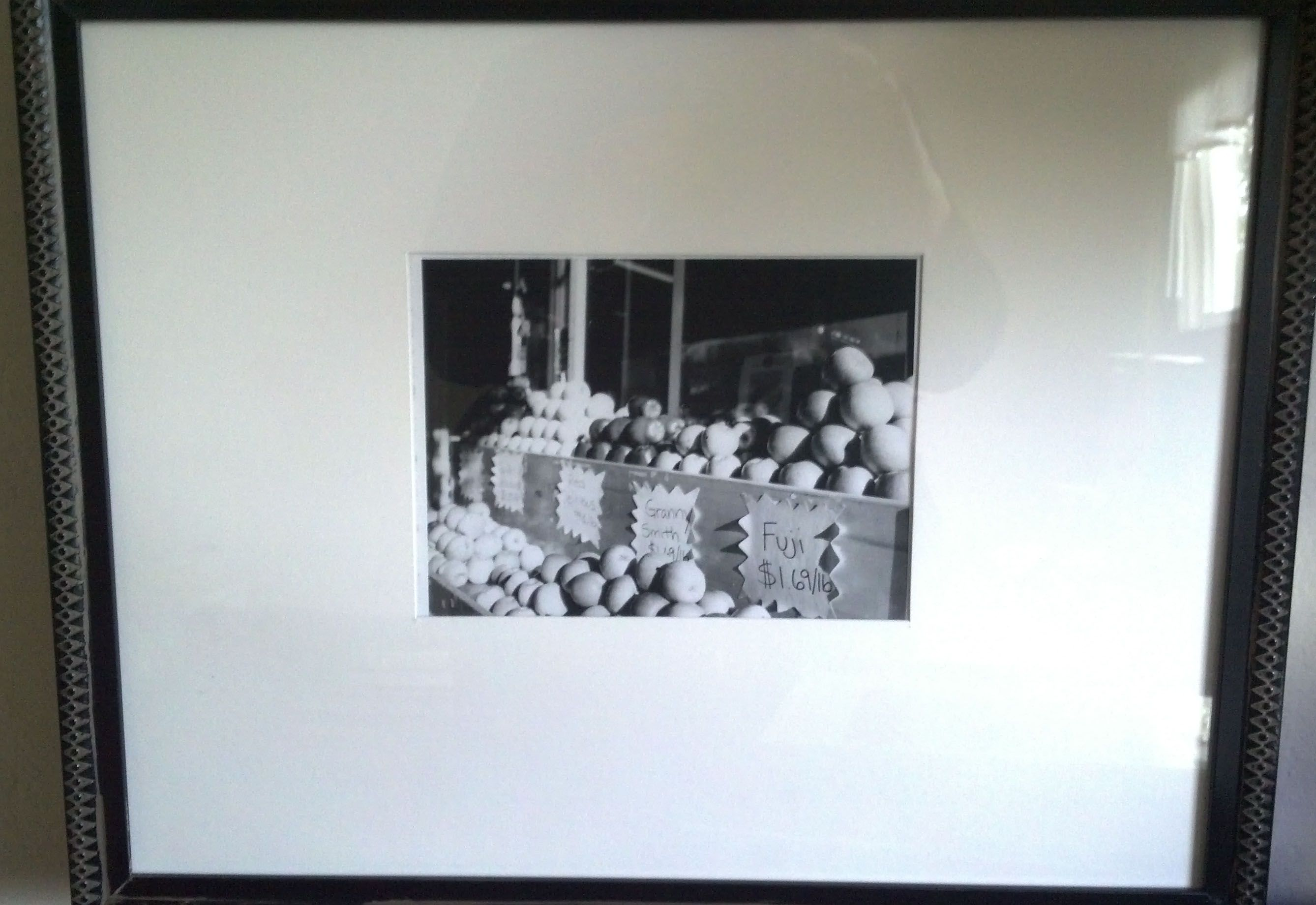 Fruit Stand Photograph - in Kitchen?