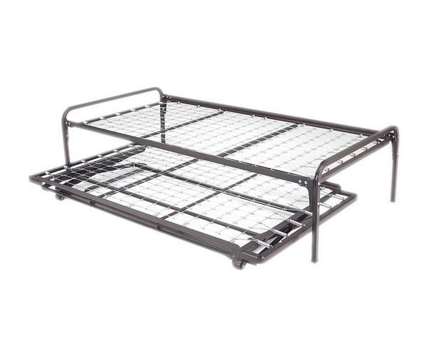 Two Beds in One Hi Riser Set - HIRISE - Sleepy\'s | Acoma Pallet Beds ...