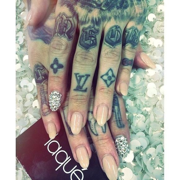 Get Nailed The Evolution Of Jeffree Star\'s Nails | Nails | Pinterest ...