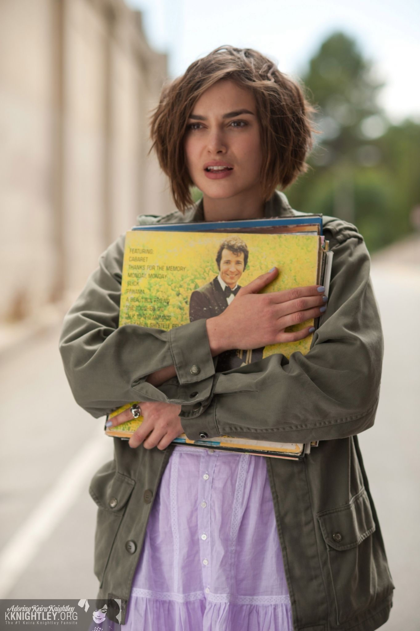 """Keira Knightley in """"Seeking a Friend for the End of the World"""""""