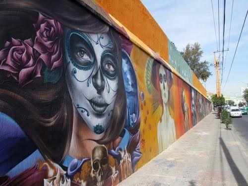Vicky de Orion Muro Panteón San Nicolás Leon, Guanajuato
