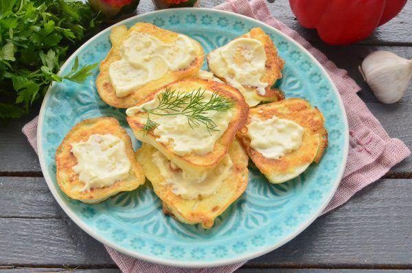 идея рецепты вторых блюд из патиссонов с фото для