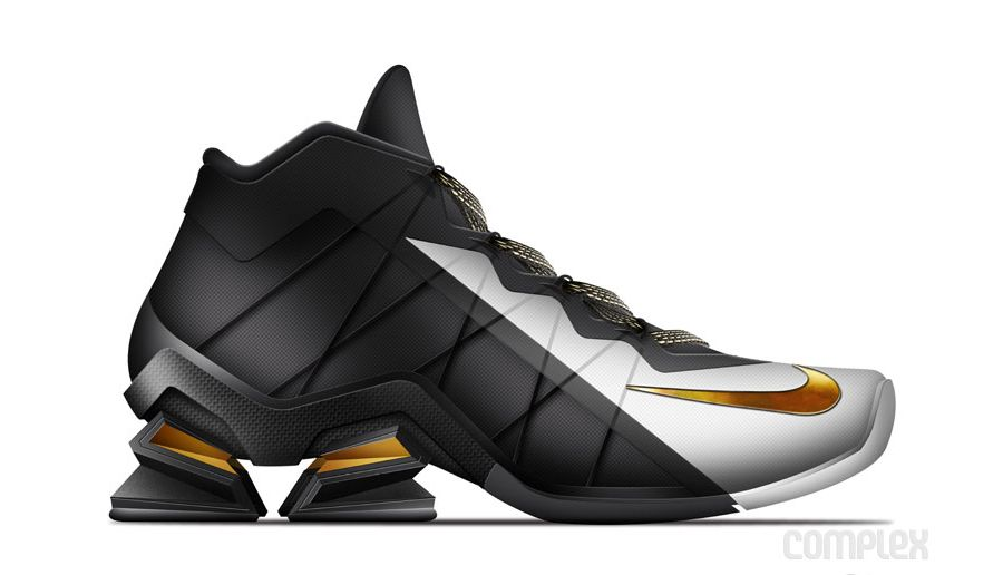 nike shox bb4 elite rendering Classic Nike Basketball Elite Renderings by  Brett Golliff 0aa512f96