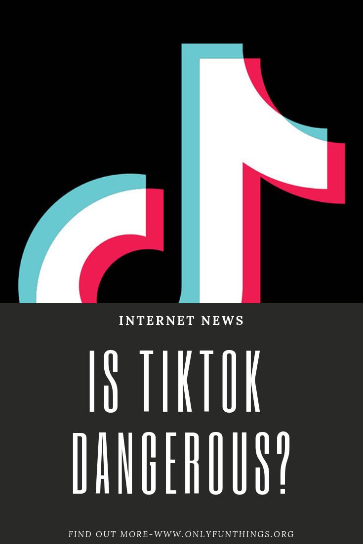 Tiktok In Trouble Is Tiktok Dangerous For Kids Recent News Technology Life Teaching Technology