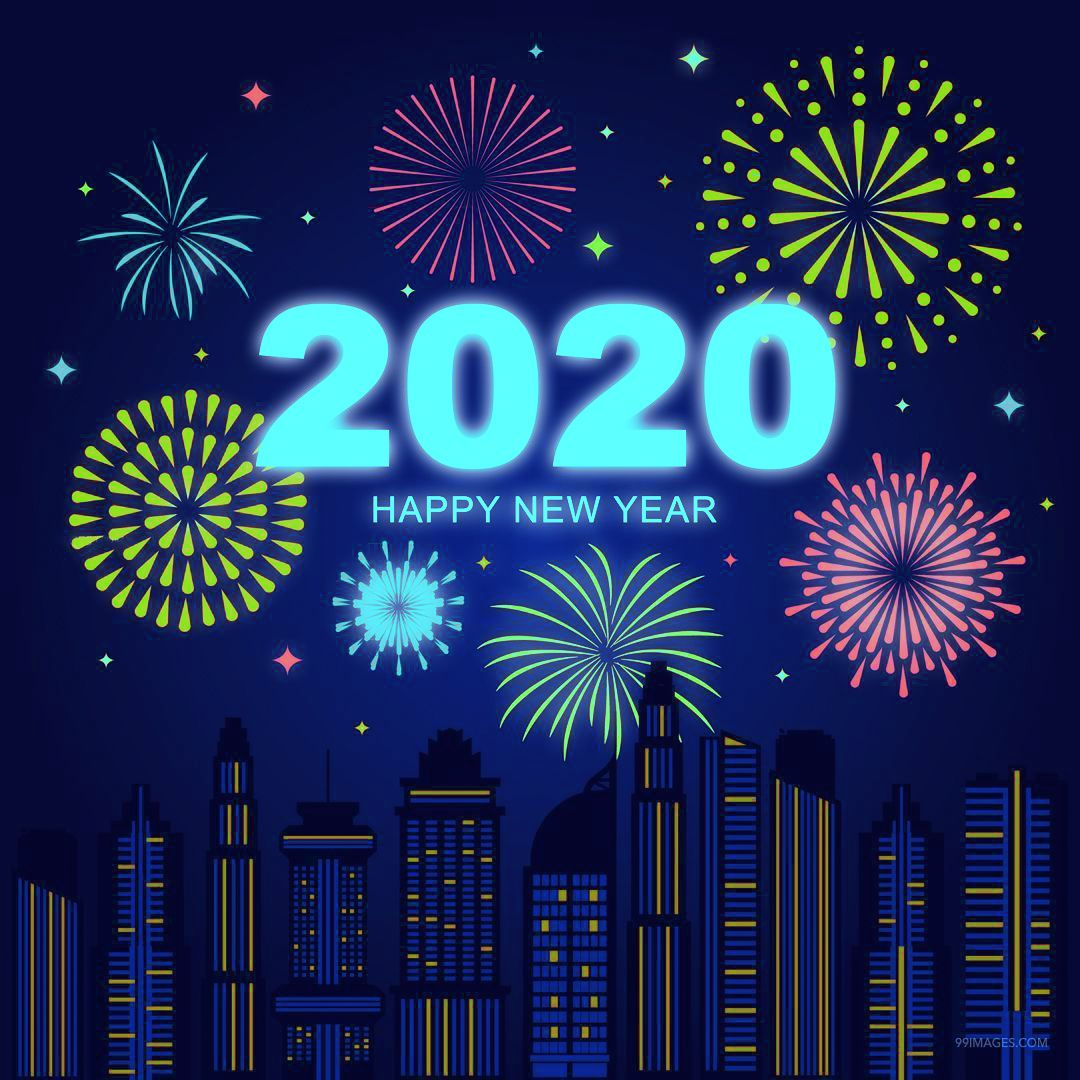 """শুভ নববর্ষ 2020"" ""Happy New Year 2020"" দুরন্ত শৈশব"