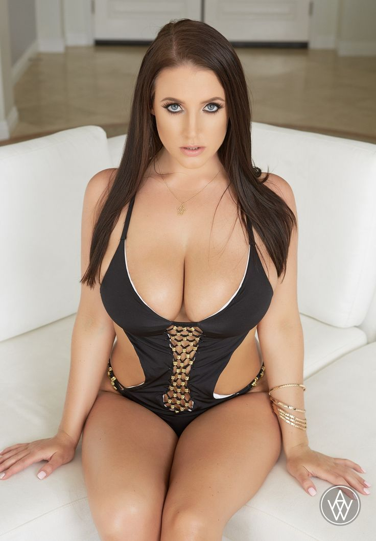 Pin On Angela White