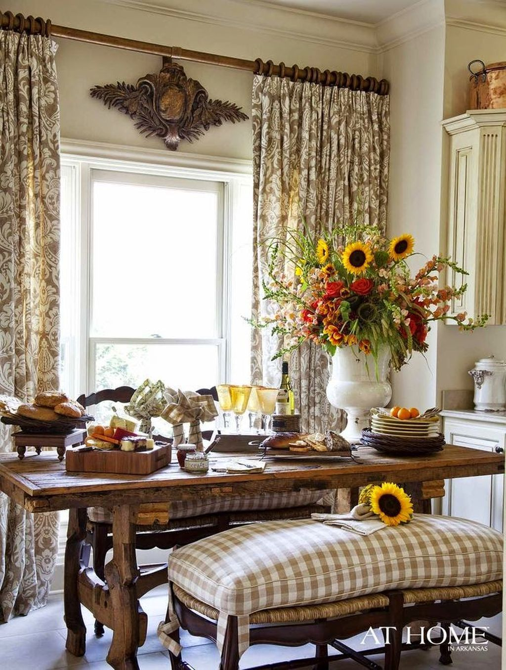 Cool french country kitchen ideas on a budget dining room ideas