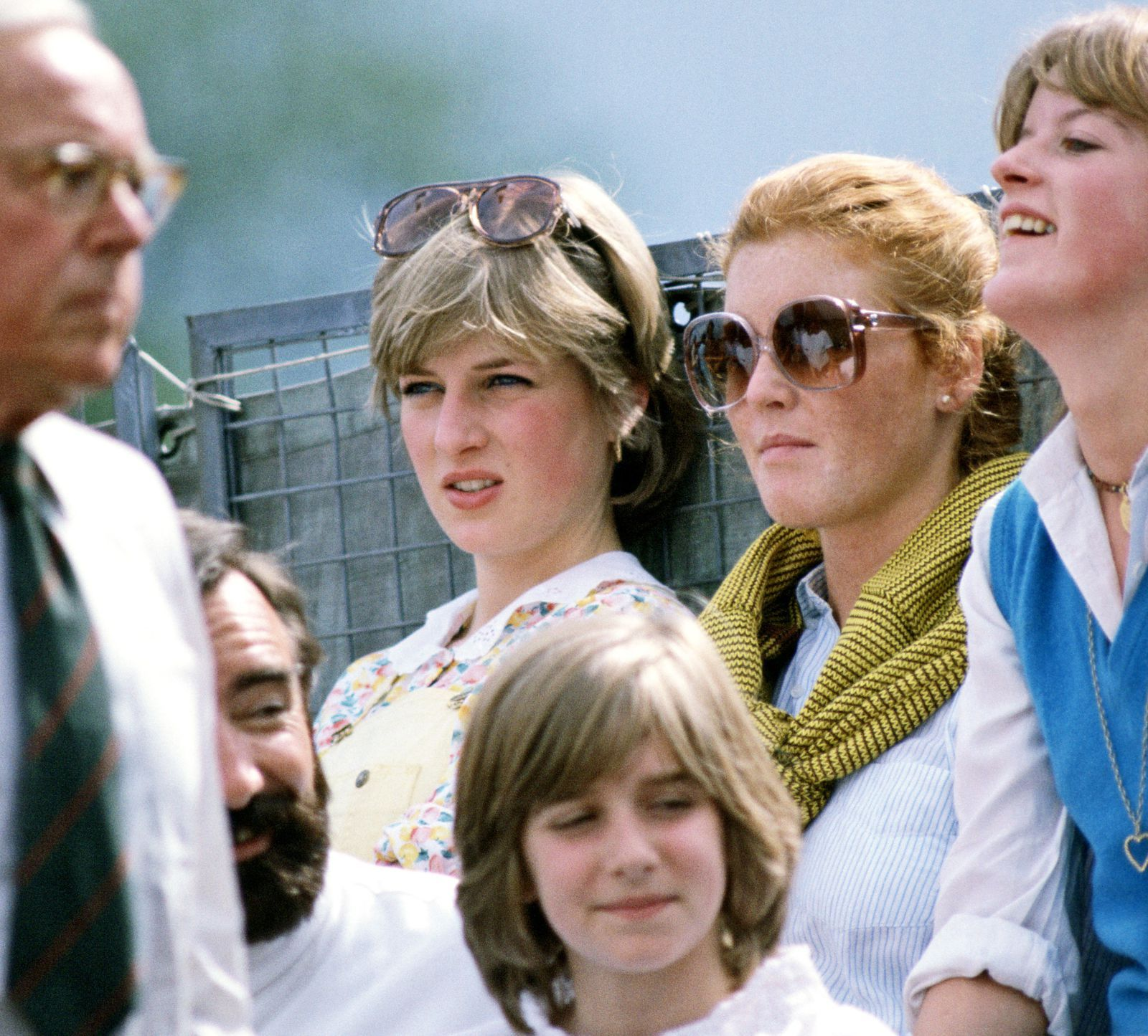 Inside Princess Diana's Complicated Friendship with Sarah