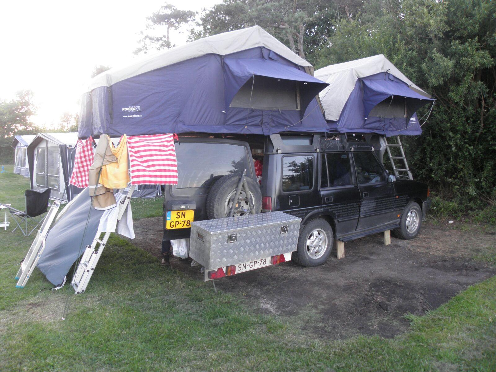 WhereverYouGo: Land Rover Camper Met Daktent Huren U2022 Pagina 4 Van 11 U2022  Landrover Verhuur