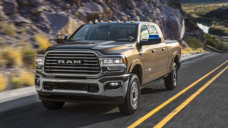2019 Ram Heavy Duty Laramie Longhorn Revealed Ram 2500 Mega Cab Dodge Mega Cab Dodge Ram 2500
