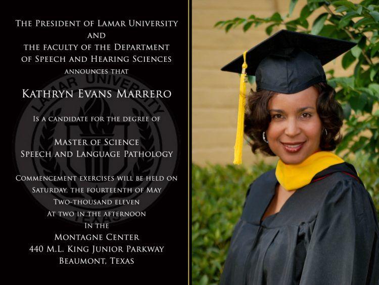 colors graduation announcements templates word graduation