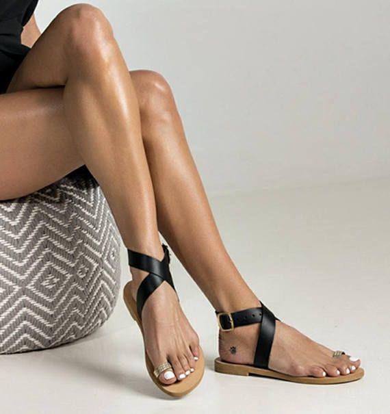 Chaussures D'or Antique Sandales Grec UuE8A5Q3
