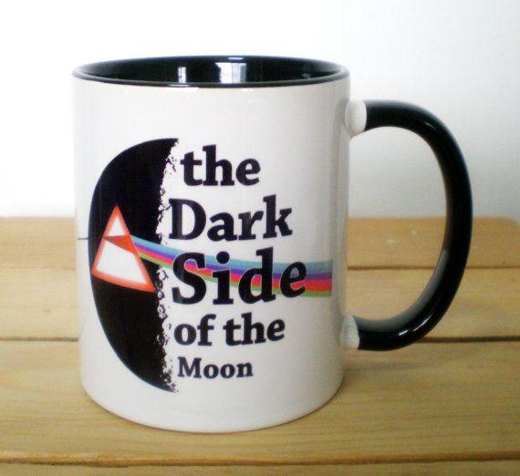 PINK FLOYD The dark Side of The Moon  Coffee Mug by 99rockshop, $10.99
