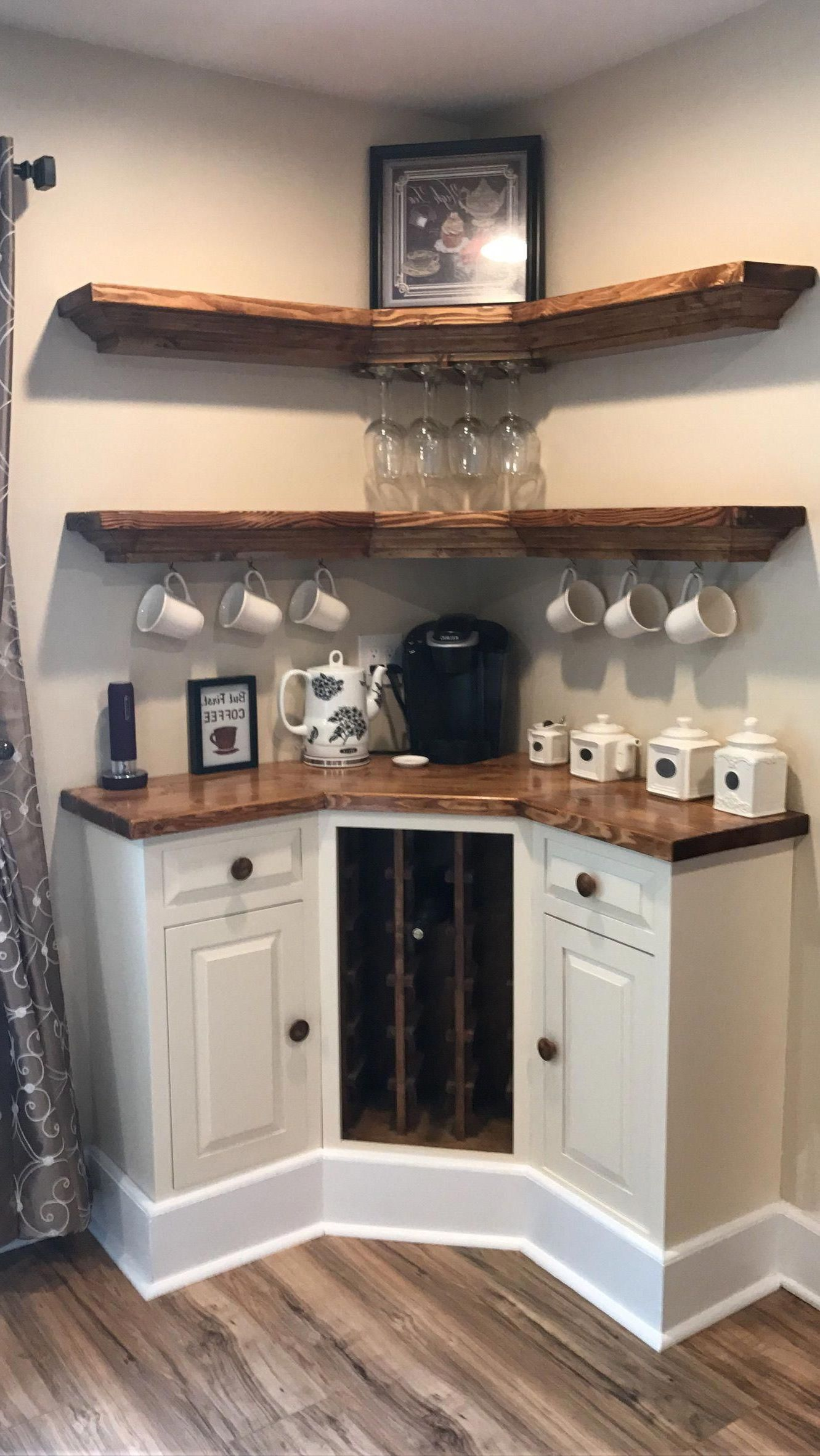 The Cleverest And Most Unique Home Bar Ideas For Every Imbiber Bars For Home Home Sweet Home