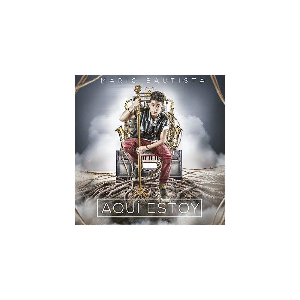 Mario Bautista - Aqui Estoy (CD)
