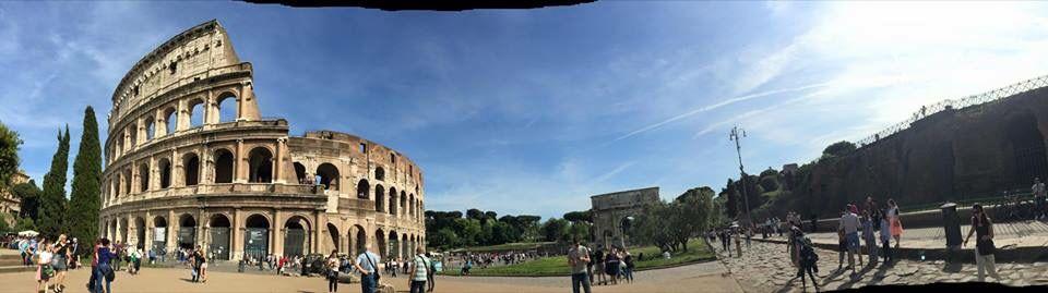 Il Colosseo .. Amphitheatrum Flavio / Coliseo - Roma, Italia ...