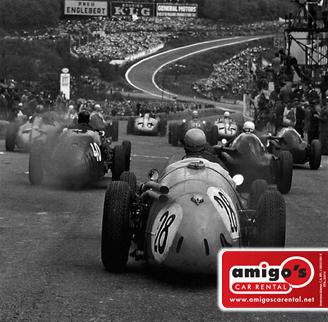 ¿Sabías que? Emilio Giuseppe fue un piloto de Fórmula 1 italiano, y el primer campeón mundial de la temporada 1950