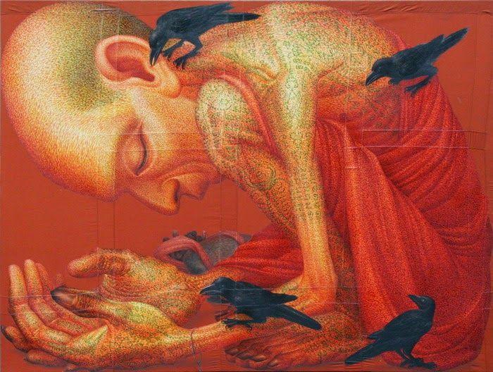 Artodyssey: Anupong Chantorn - อนุพงษ์ จันทร