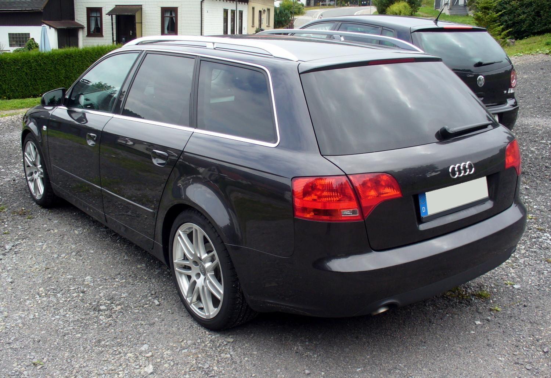 Audi dtm a4