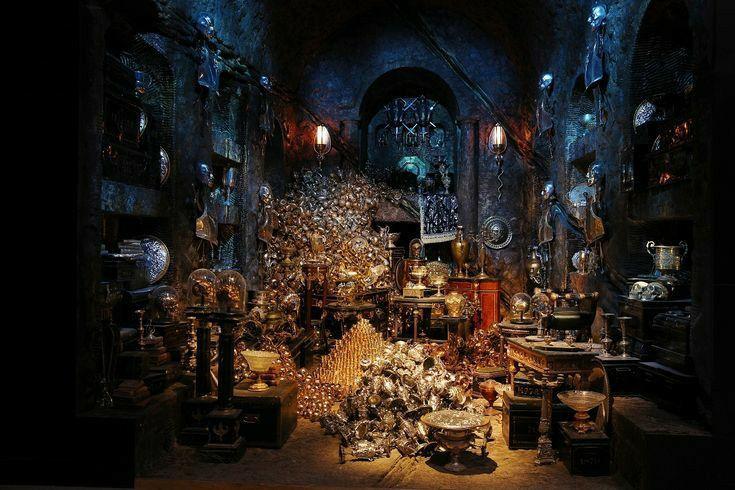 Pin De Diame En Ecdlog Peliculas De Harry Potter Harry Potter Duendes