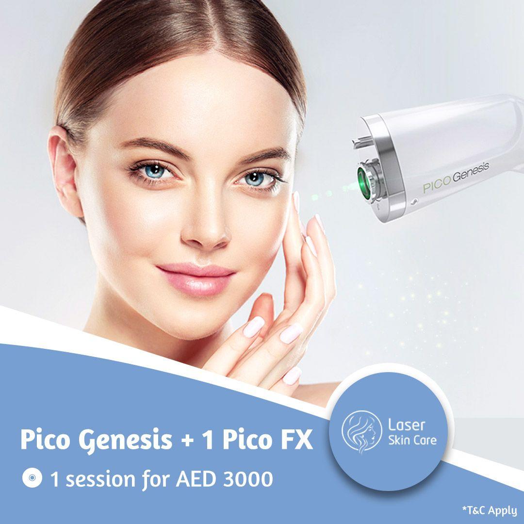 Pico Genesis 1 Pico Fx Offer Laser Skin Care In 2020 Laser Skin Care Skin Care Clinic Skin Care Treatments