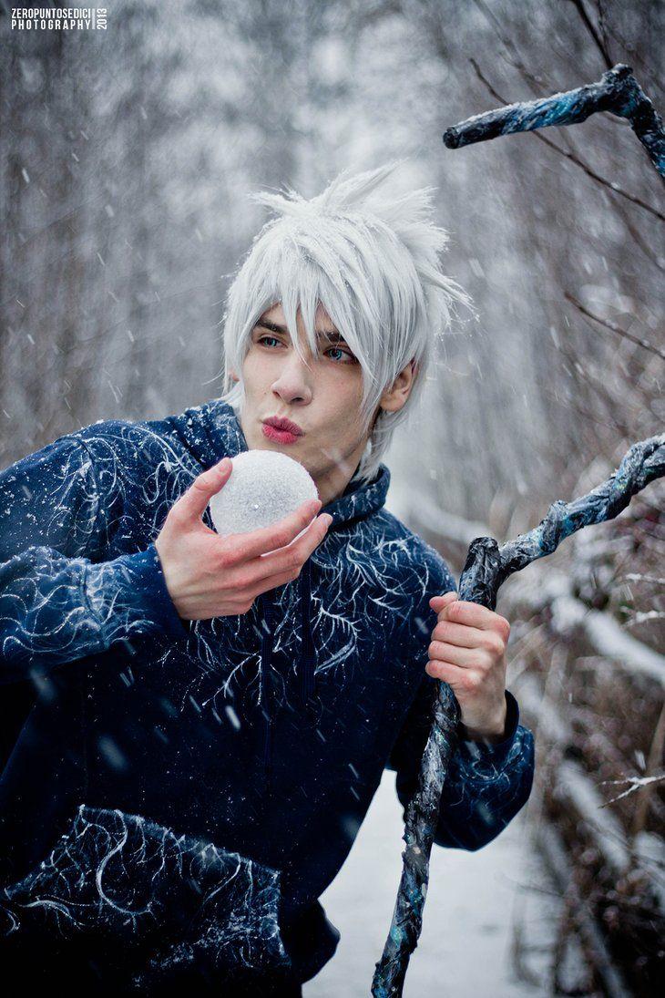 Fabuleux Who's Jack Frost, uh? by YamatoTaichou | Cosplay | Pinterest  ZC25