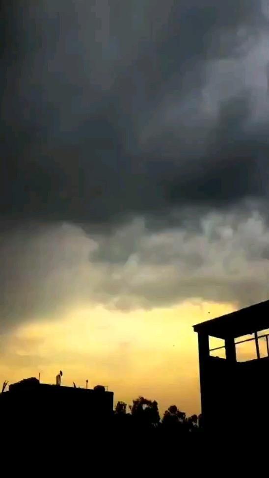 Nature  || view || raining || barish