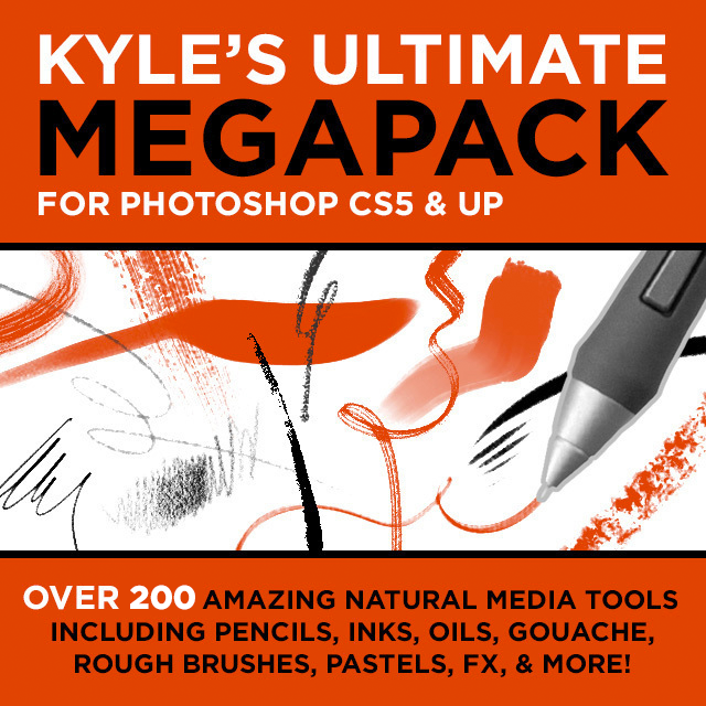 Image result for Kyle's Megapack Photoshop Brushes