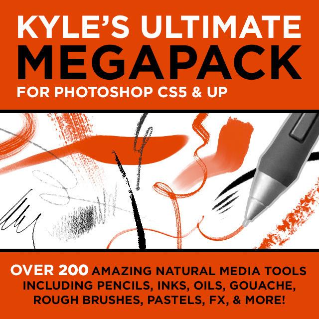 Image result for Kyle's Megapack Photoshop Brushes