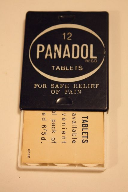 Image result for panadol first retro
