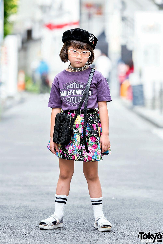 c32716101fb0 Coco Princess in Harajuku w/ Gosha Rubchinskiy, Funktique Tokyo & Louis  Vuitton x Supreme