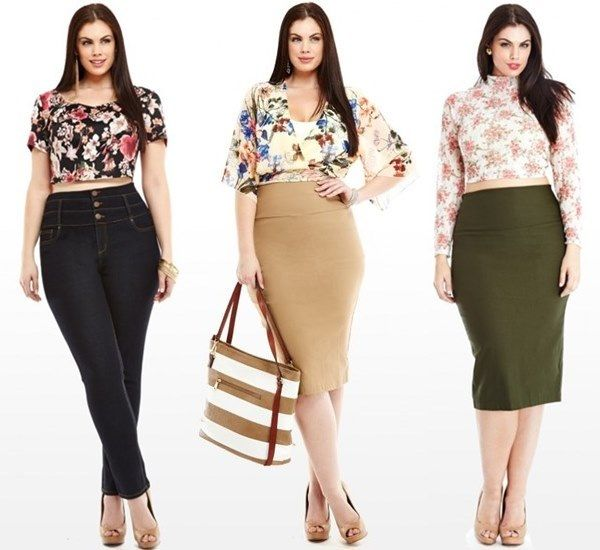 fabulous and cool spring summer 2014 plus size fashion trends