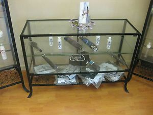Glass Retail Display Case