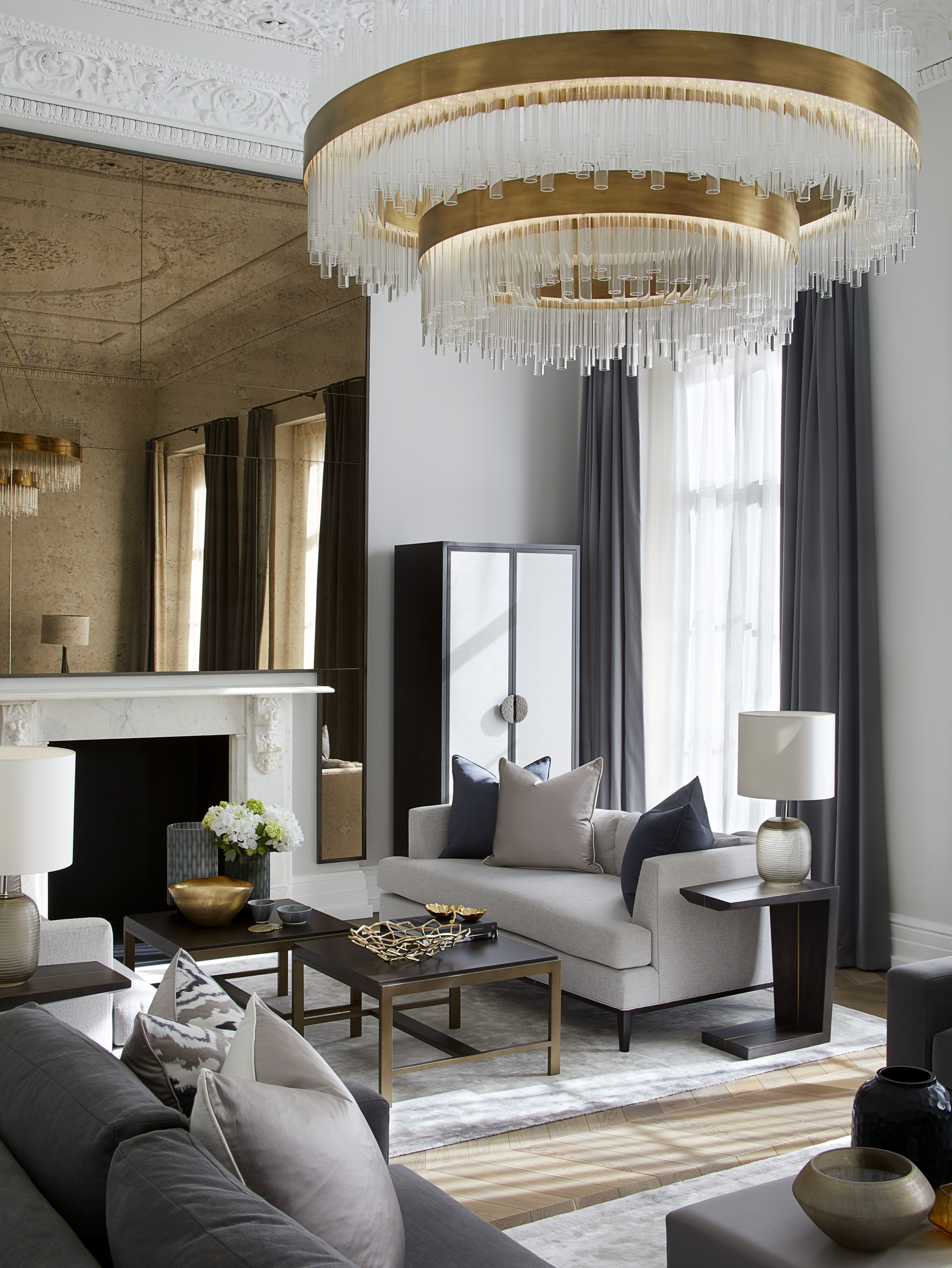 Lighting Design Living Room: Find Out The Best Luxury Lighting Fixtures For Your Next