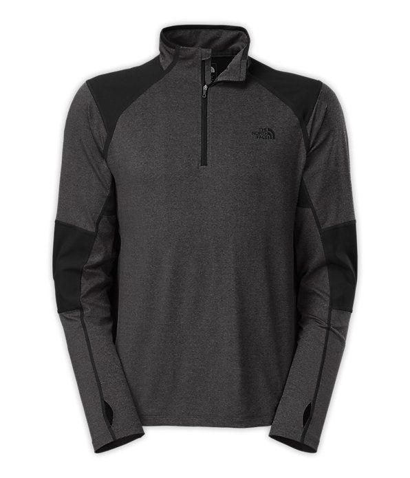 cb9b9ef44 Free Shipping | The North Face® Men's 1/4 Zip Kilowatt Jacket | adrian ...