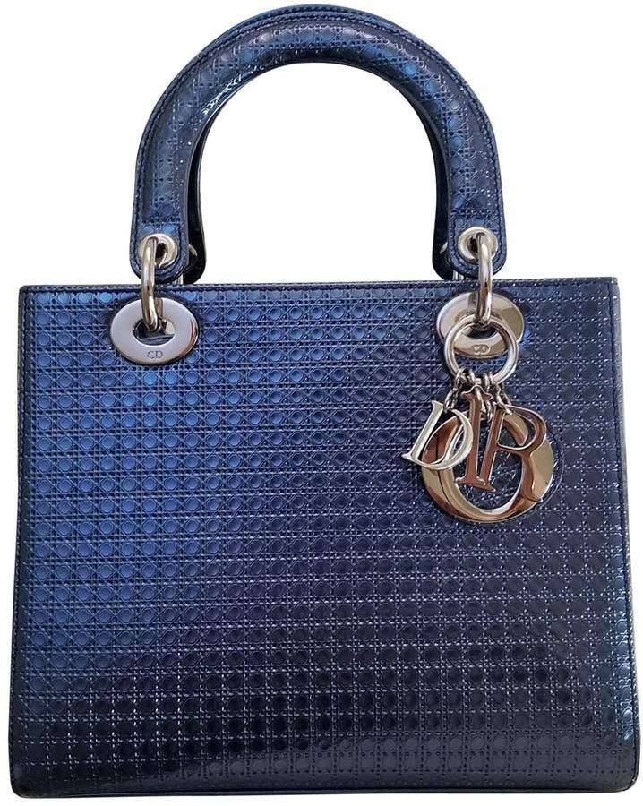 9b73057e525b Christian Dior Lady leather bag