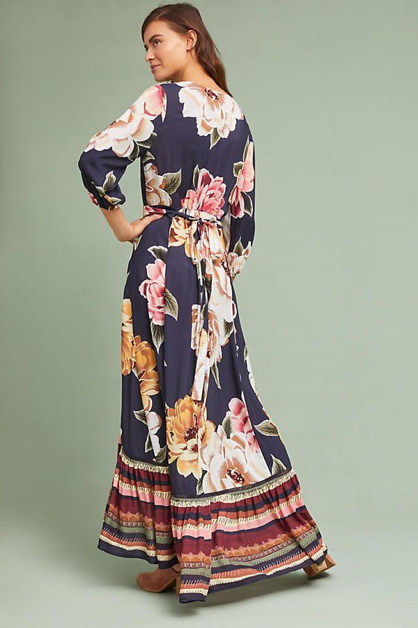 7f29d18aebc8 Farm Rio Layla Wrap Dress | FARM RIO | Farm rio, Dresses, Wrap dress