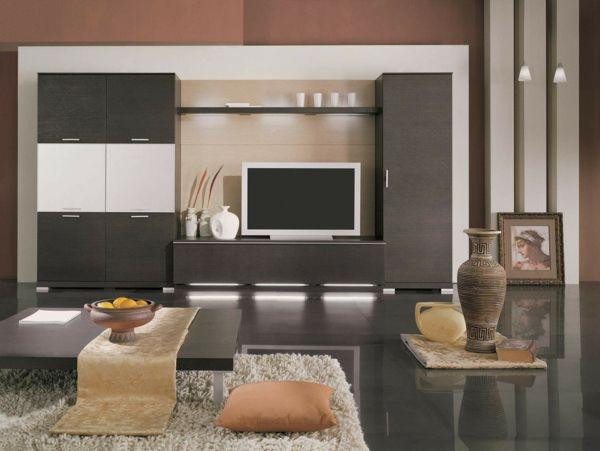 modernes wohnzimmer weicher teppich Wohnzimmer Ideen Pinterest - modernes wohnzimmer ideen