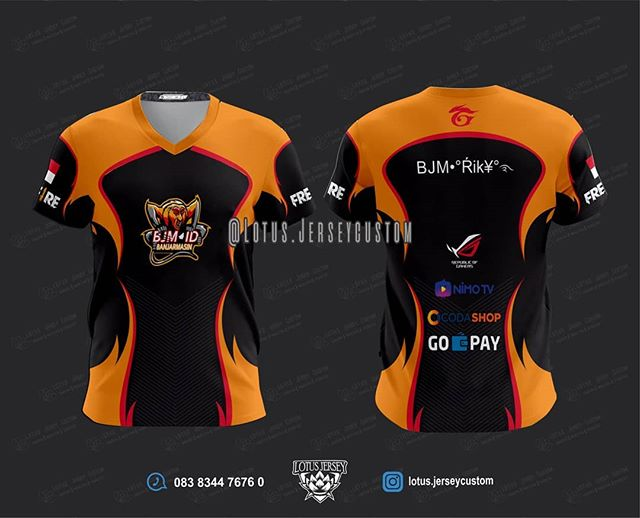 Download Pin On Esports Jersey Template