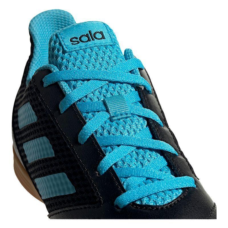 adidas Boy's Predator 19.4 Indoor Court Shoes Black in