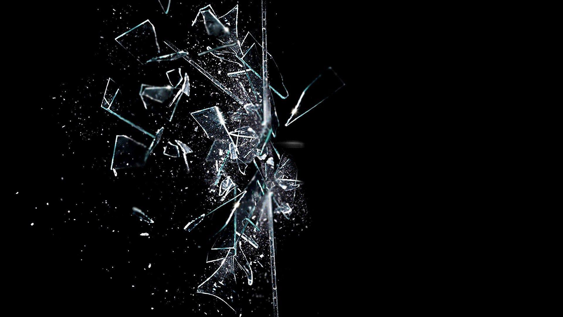 Cover Resources Broken Glass Wallpaper Broken Screen Wallpaper Shattered Glass